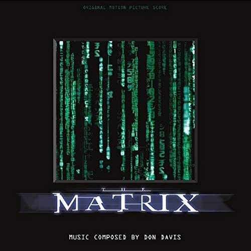 The Matrix (O.S.T.)-Picure Disc [Vinyl LP]