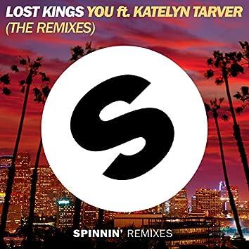 You (feat. Katelyn Tarver) [The Remixes]