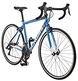 Schwinn Fastback AL Claris Performance Road Bike for Beginner to Intermediate Riders, Featuring...