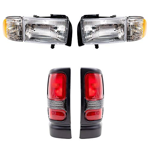 01 ram tail head light - 3