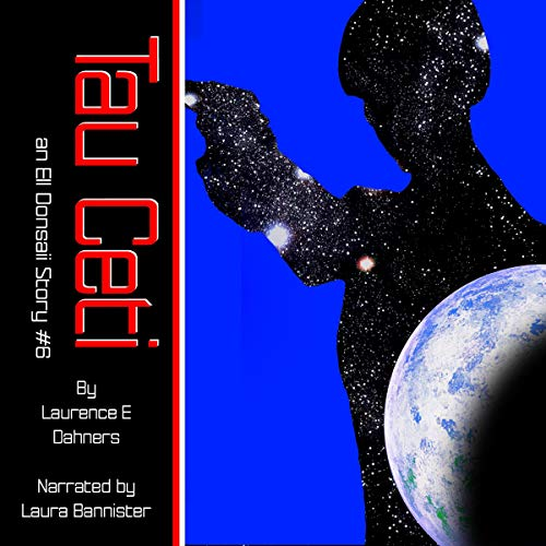 Tau Ceti audiobook cover art