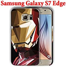 Iron Man for Samsung Galaxy S7 Edge Hard Case Cover (iron3)
