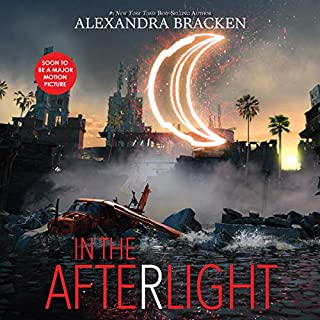In the Afterlight                   Written by:                                                                                                                                 Alexandra Bracken                               Narrated by:                                                                                                                                 Amy McFadden                      Length: 17 hrs     32 ratings     Overall 4.7
