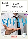 Short Course Series - English for Special Purposes: B1-B2 - English for Human Resources - Neue Ausgabe: Kursbuch mit CD - Pat Pledger