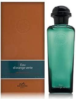 Hermes Eau d'Orange Verte Unisex Eau De Cologne Spray, 6.7 Ounce