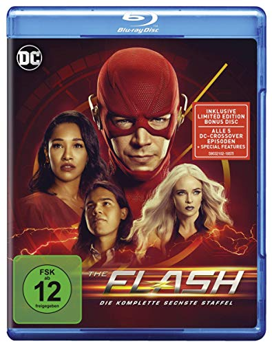 The Flash: Staffel 6 [Blu-ray]