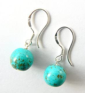 8ec56aa52 Amazon.co.uk: Turquoise - Earrings / Jewellery: Handmade Products