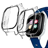 [2 Pack] Kuaguozhe Case Compatible for Gizmo Watch 2 Screen Protector for Kids(2 Pack), Hard PC...