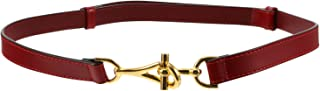 Sponsored Ad - ABOOFAN Casual Waist Belt Adjustable Waistband Leather Cummerbund for Lady Women