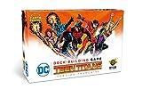 Don't Panic Games- DC Comics Deck-Building Game-Jeu de Base : Teen Titans, GAME1048,...