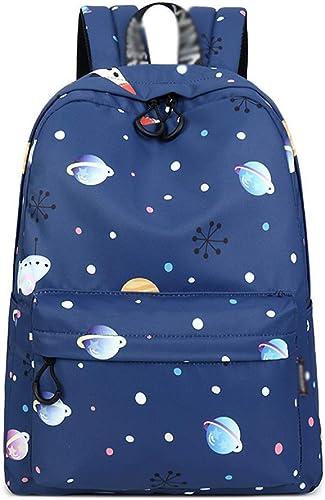 YHDD Schultasche Junior High School Studenten Campus Harajuku Mittelschüler Umh etasche Sen mädchen Gymnasiasten Rucksack Trend Handtaschen