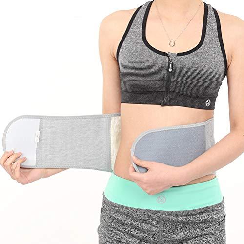 Nierenwärmer Nierenschutz Healifty Rückenwärmer Wärmegürtel Elastische Bauch Taille Unterstützung Größe S