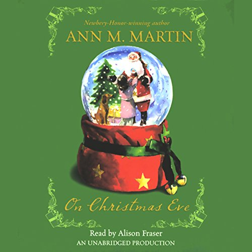 On Christmas Eve audiobook cover art