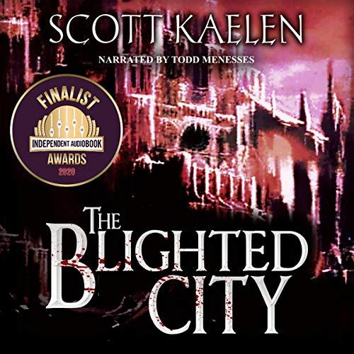 Couverture de The Blighted City
