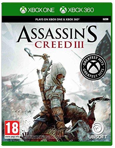 Assassin's Creed Iii - Xbox One 360
