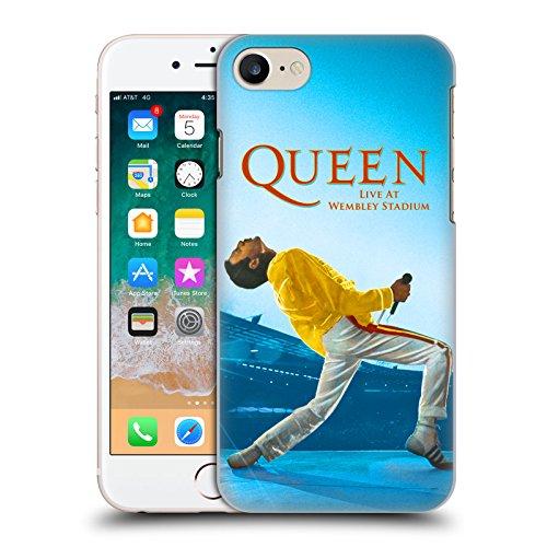 Head Case Designs Licenza Ufficiale Queen Freddie Mercury Live At Wembley Arte Chiave Cover Dura per Parte Posteriore Compatibile con Apple iPhone 7 / iPhone 8 / iPhone SE 2020