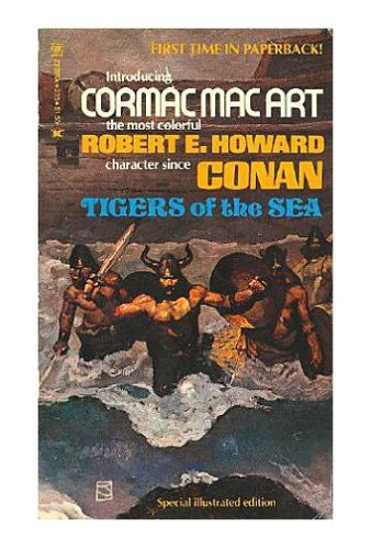 Tigers of the Sea 0441807054 Book Cover