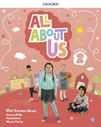 All About Us 2. Class Book Pack