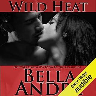 Wild Heat audiobook cover art