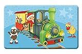 Trötsch Unser Sandmännchen Frühstücksbrettchen Eisenbahn: Frühstücksbrett Brett Kinderbrettchen