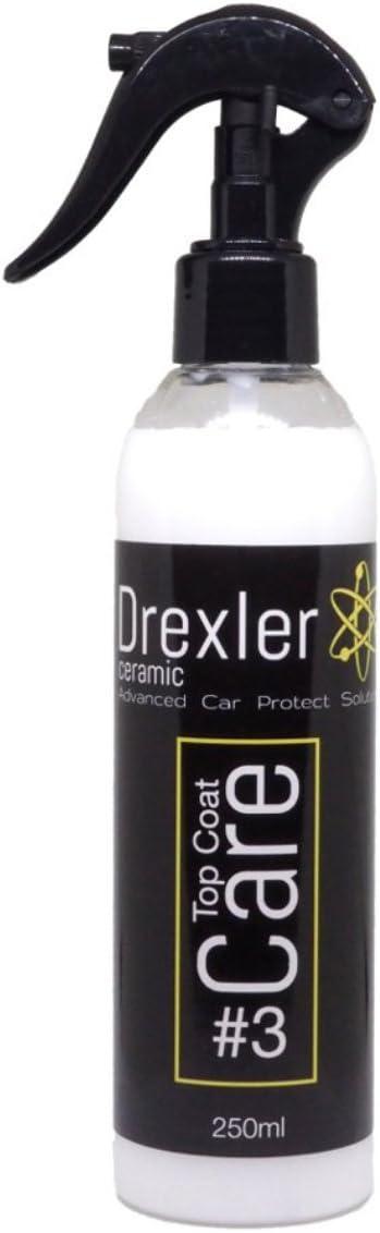 Drexler Ceramic Top Coat Care 250ml. Cuidado y protección de cerámica para coches - Pulverizador hidrofóbico