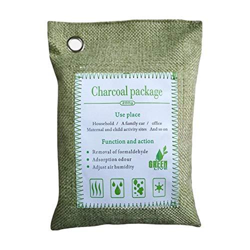 Tasche aus Aktivkohle zur Geruchsentfernung Deodorant für Räume mit Aktivkohle für Holzkohle D