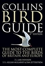 collins bird guide europe