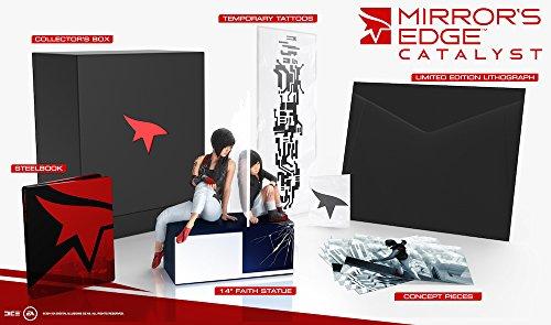Mirror's Edge: Catalyst - Collector's Edition - Zusatzinhalte (Kein Datenträger/Spiel enthalten)