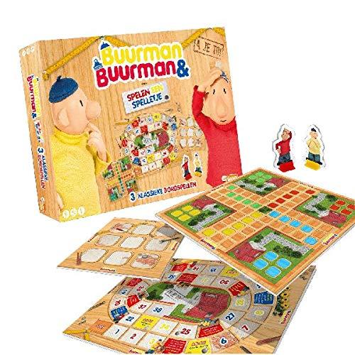 Buurman & Buurman 30090 Buurman & Buurman Spelen Een Spelletje
