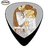 Kiss Celluloid Guitar Picks para guitarra acústica eléctrica