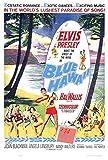 MariposaPrints 65304 Blue Hawaii Movie Elvis Presley, Angela Lansbury Decor Wall 36x24 Poster Print