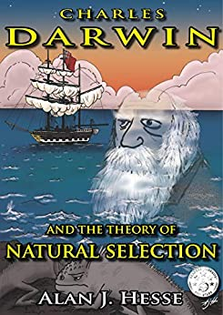 Book's Cover of Charles Darwin and the Theory of Natural Selection: an educational graphic novel for kids ages 9+ (English Edition) [Print Replica] Versión Kindle