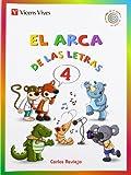 El Arca De Las Letras 4. Letras C, Q, K, Z, Ch, R (La Espiral de Las letras)...