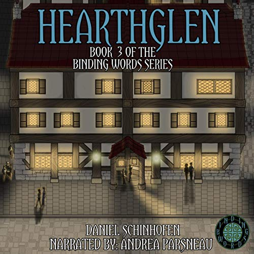 Hearthglen audiobook cover art