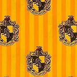 Camelot Harry Potter Handwerk Baumwollgewebe - Hufflepuff