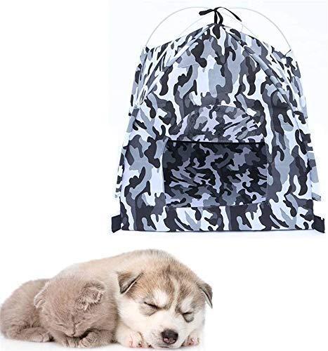 lidl hondenbed met zonnescherm