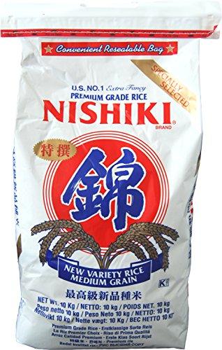 Riso NISHIKI 10 kg