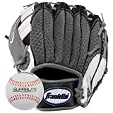 Franklin Sports Teeball Glove - Left and Right Handed Youth Fielding Glove - Synthetic Leather…