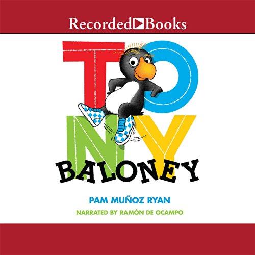 Tony Baloney cover art