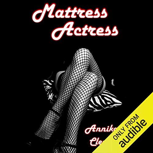 Mattress Actress audiobook cover art