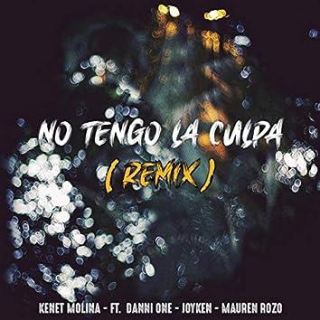 No Tengo la Culpa (Remix) [feat. Danni One, Joyken & Mauren Rozo]