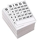 Classic Bingo Cards for Adults and Kids, 3 Sets (180 Pack)