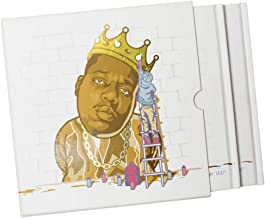 Brooklyn's Finest Deluxe Book Pack – ABCs + 123s Kids Learning Book Set w/Hip Hop Artists Theme