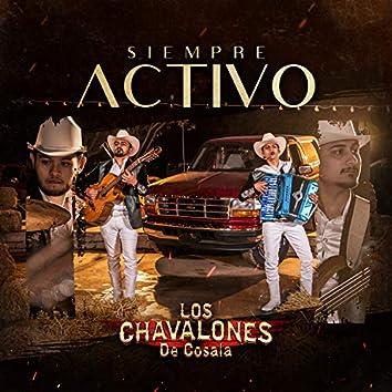 Siempre Activo (Live)