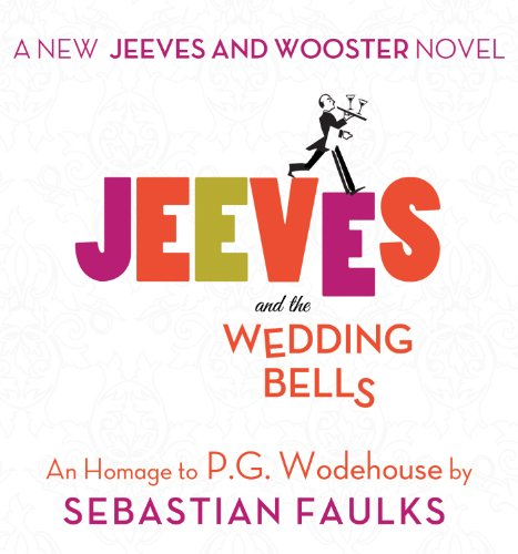 Jeeves and the Wedding Bells audiobook cover art
