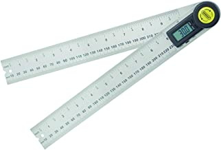 General Tools 823 Digital Angle Finder Rule, 10-Inch