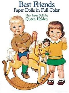 Best Friends Paper Dolls (Dover Paper Dolls)