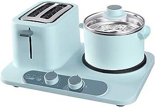 Voortreffelijk Ontbijtmachine Huishoudelijke Multifunctionele Automatische drie-in-One combinatie Gegrilde Sandwich en Gek...