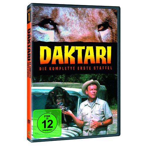 Daktari: Die komplette erste Staffel [4 DVDs]