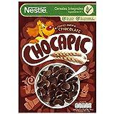 Cereales NESTLÉ Chocapic - Cereales de trigo y maíz tostados con chocolate - 1 paquete de cereales...